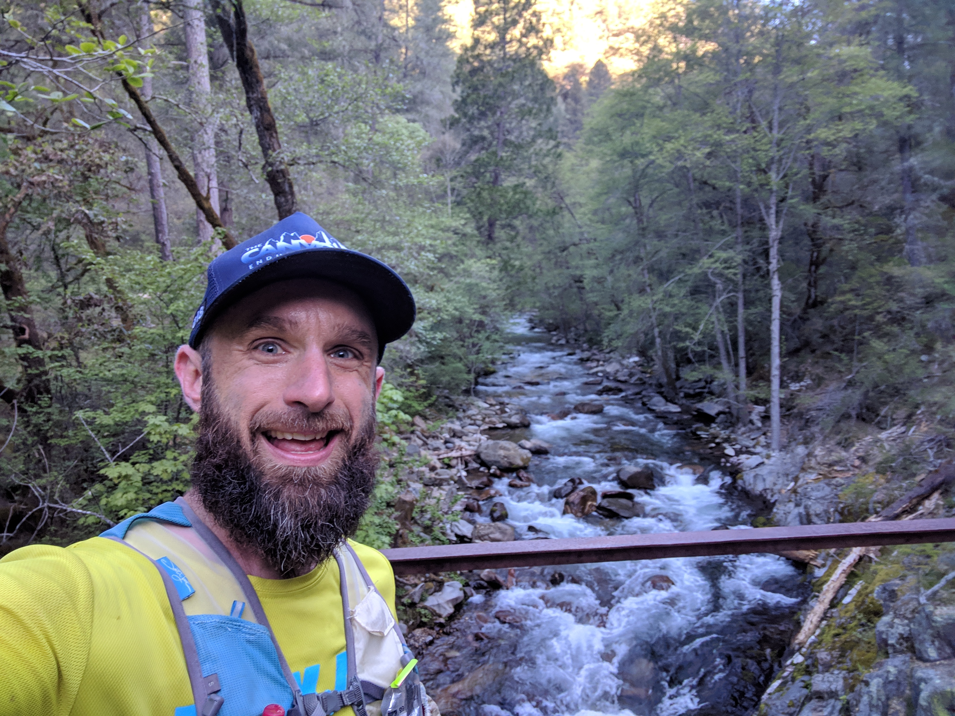 Canyons 100k Race Report