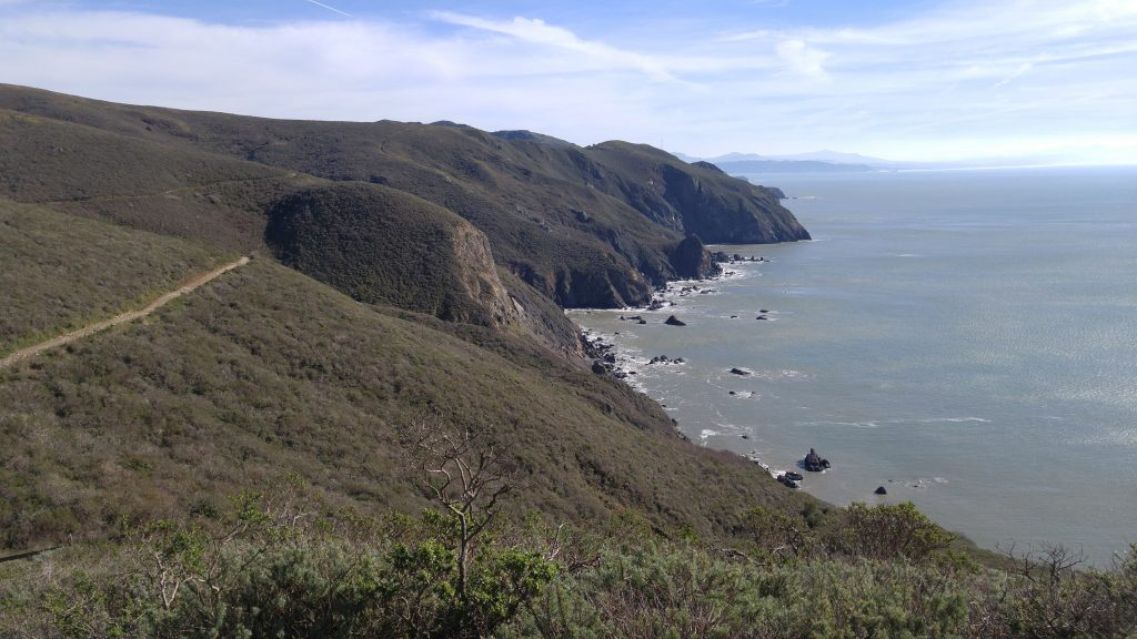 Pirates Cove - Headlands