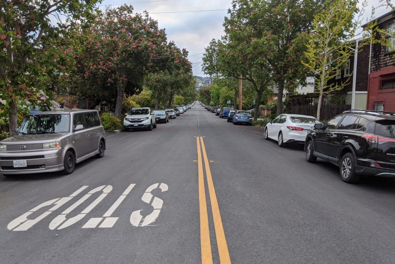 Lap 1 - Empty Streets